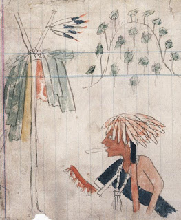 [1867 Kiowa Calendar]