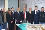 Düşünce platformundan Çukurova belediye başkanı adayına ziyaret.
