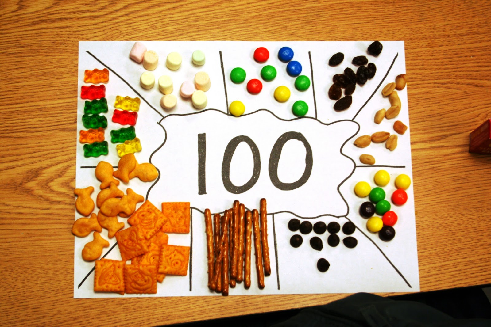 Eberhart S Explorers Hip Hip Hooray For The 100th Day