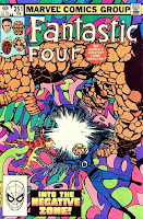 Fantastic Four #251