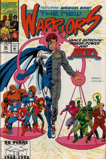 New Warriors #36