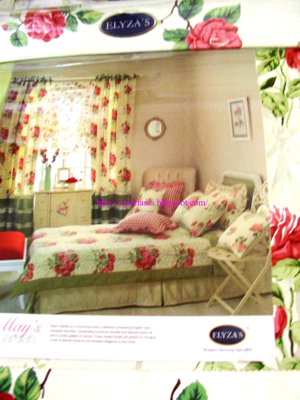 fabrik langsir elyza fabrik langsir pilihan kini offfer. Black Bedroom Furniture Sets. Home Design Ideas