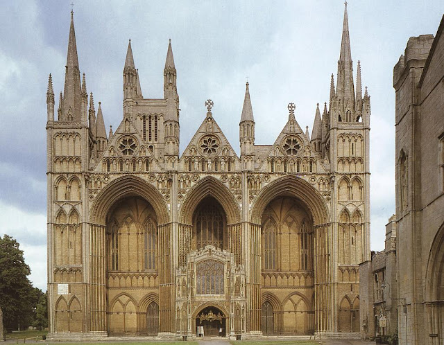 Catedral de Peterborough, Inglaterra