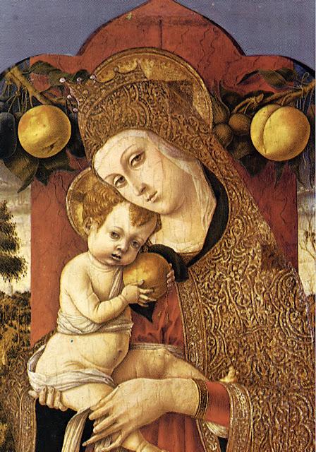 Madonna Lochis, Crivelli, Bergamo