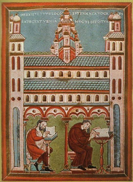 Monges de Glastonbury. Contos e lendas da era medieval