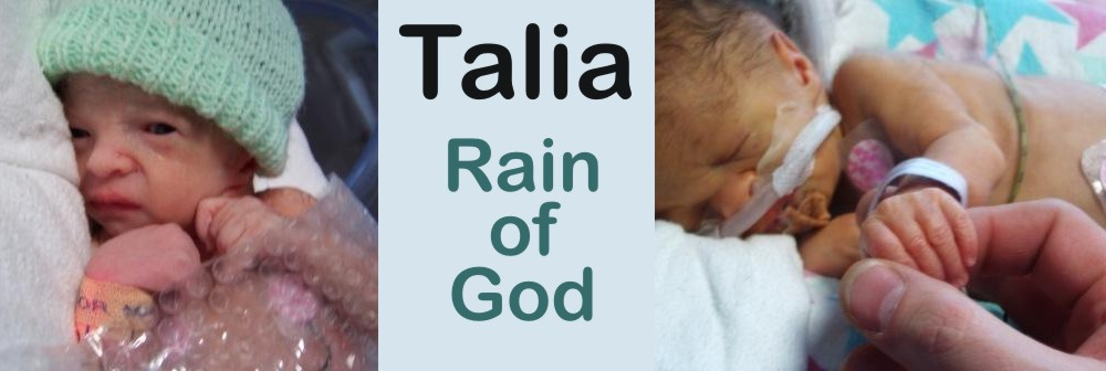 Talia - Rain of God