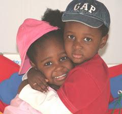 My haitian angels...