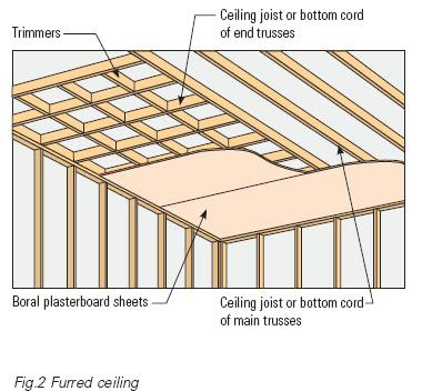 Building Our First House: [Jargon.001] Timber frames and ceiling