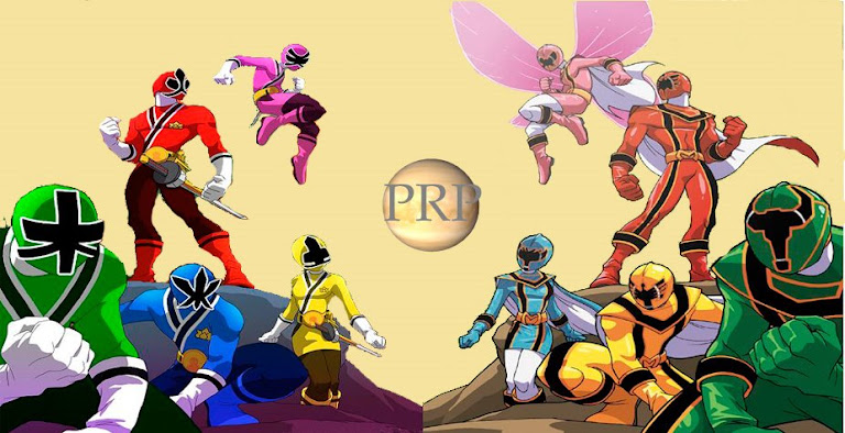 Power Rangers Planet o Blog