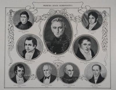 algunas curiosidades de la historia argentina.
