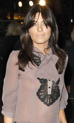 claudia winkleman see through 1021 Claudia Winkleman See Through Shirt Shows Large Nipples