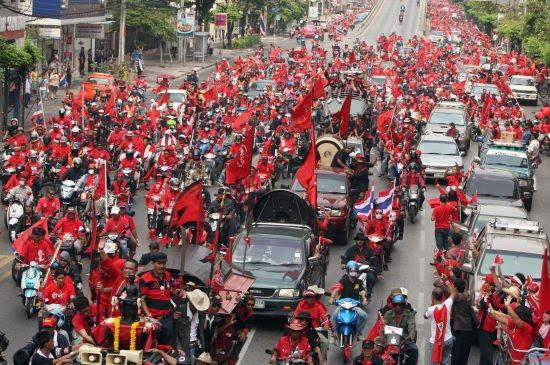 Baños Portatiles Lujosos:SOCIOLOGIA POLITICA: TAILANDIA: El grito ahogado de los desheredados