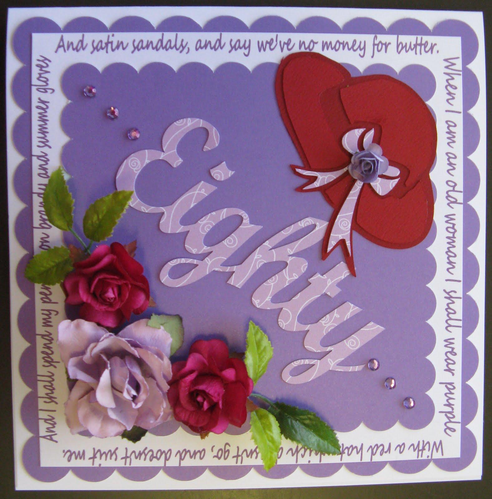 Old Woman Birthday Card Free Birthday Cards