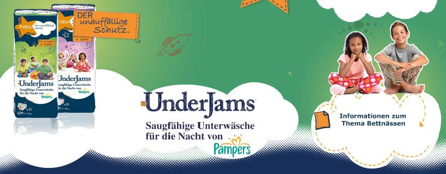 Pampers Underjams (Blog)