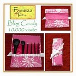 Blog candy di Fantasia 4 Mani
