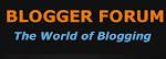 blogger Forum.com