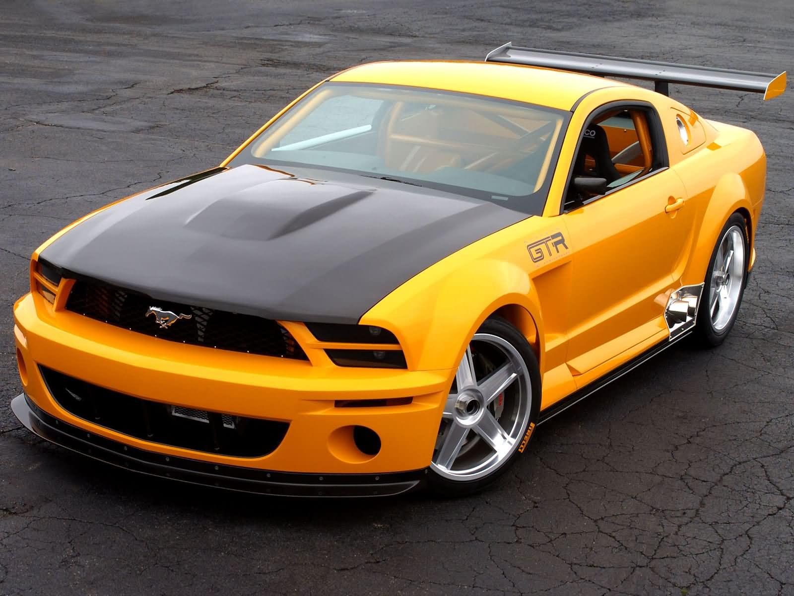 Foto Ford Mustang GTR 2004