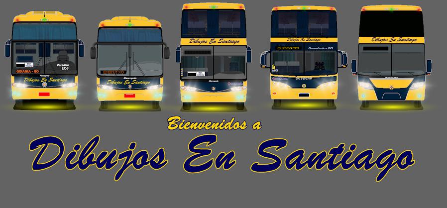 DIBUJOS EN SANTIAGO