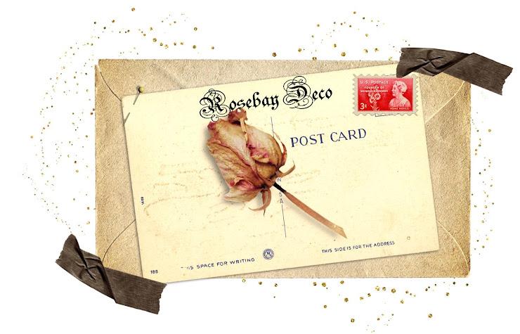 Rosebay Deco