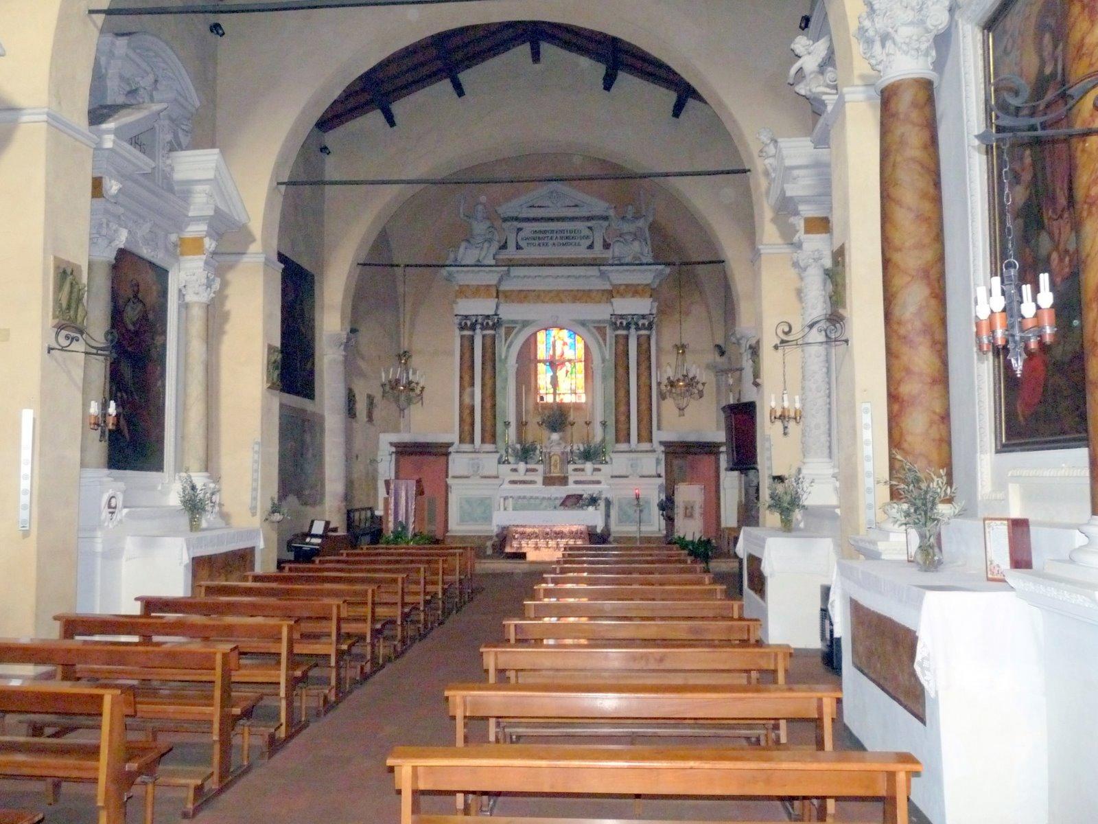 Chiese della maremma 4 parte - Finestre circolari delle chiese gotiche ...