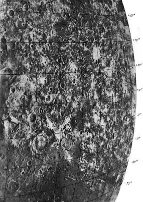 Los guiños de la cara oculta de Luna.
