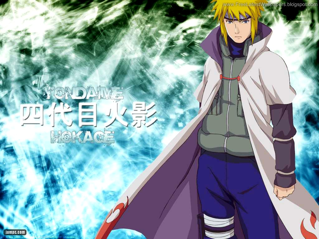 Yondaime Hokage Wallpaper