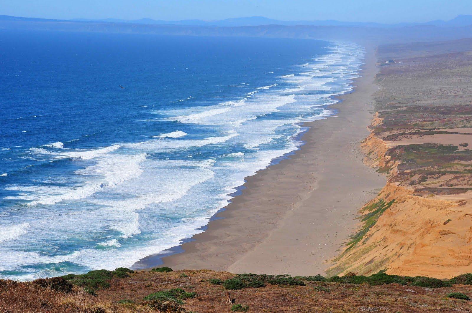 Nikon sniper northern california beaches for Best northern california beaches