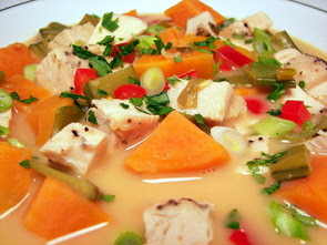 Thai Chicken Chowder