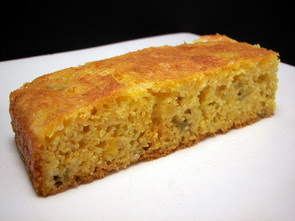 Chile-Cheese Corn Bread
