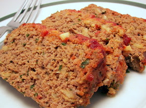 Culinary in the Desert: Italian-Style Meat Loaf