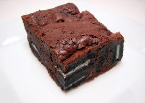 Outrageous Oreo Brownie picture