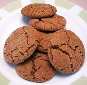 Swedish Gingersnaps