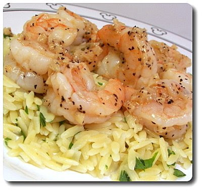 lgso - Shrimp Lemon Pepper Linguini