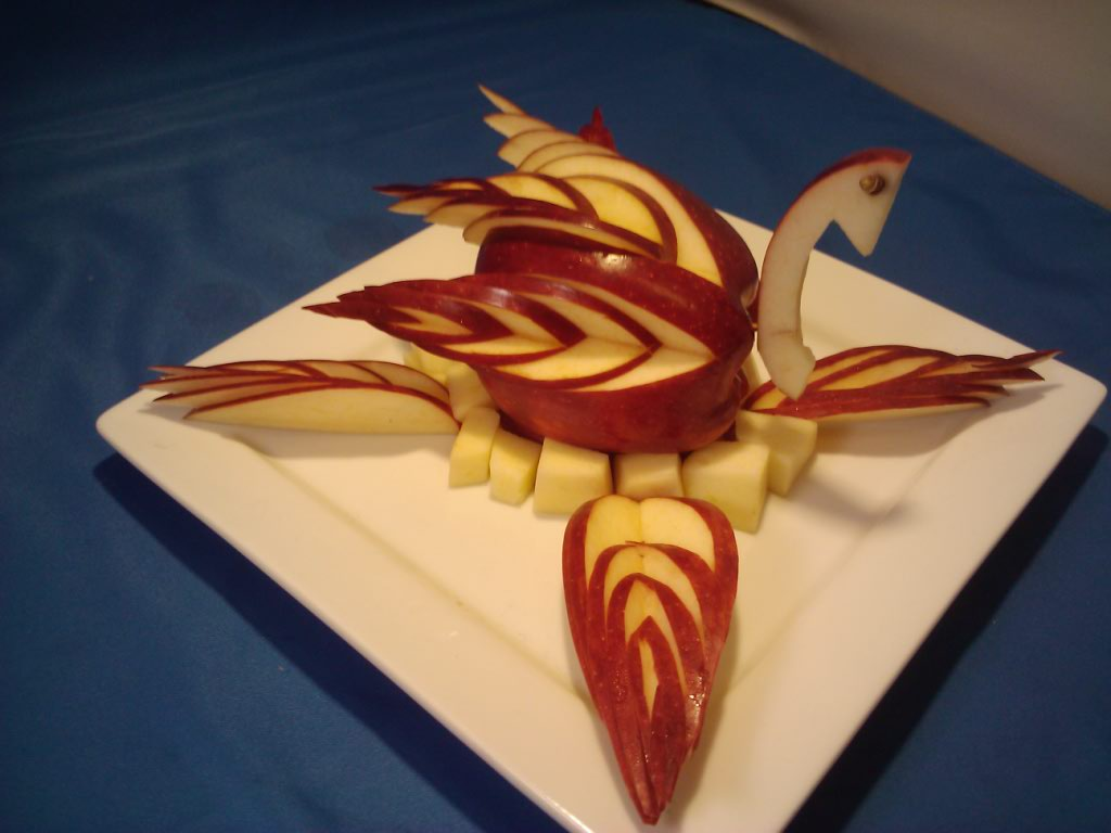 Fruit Carving Vegetable Carving Garnishes And Edible Arrangements