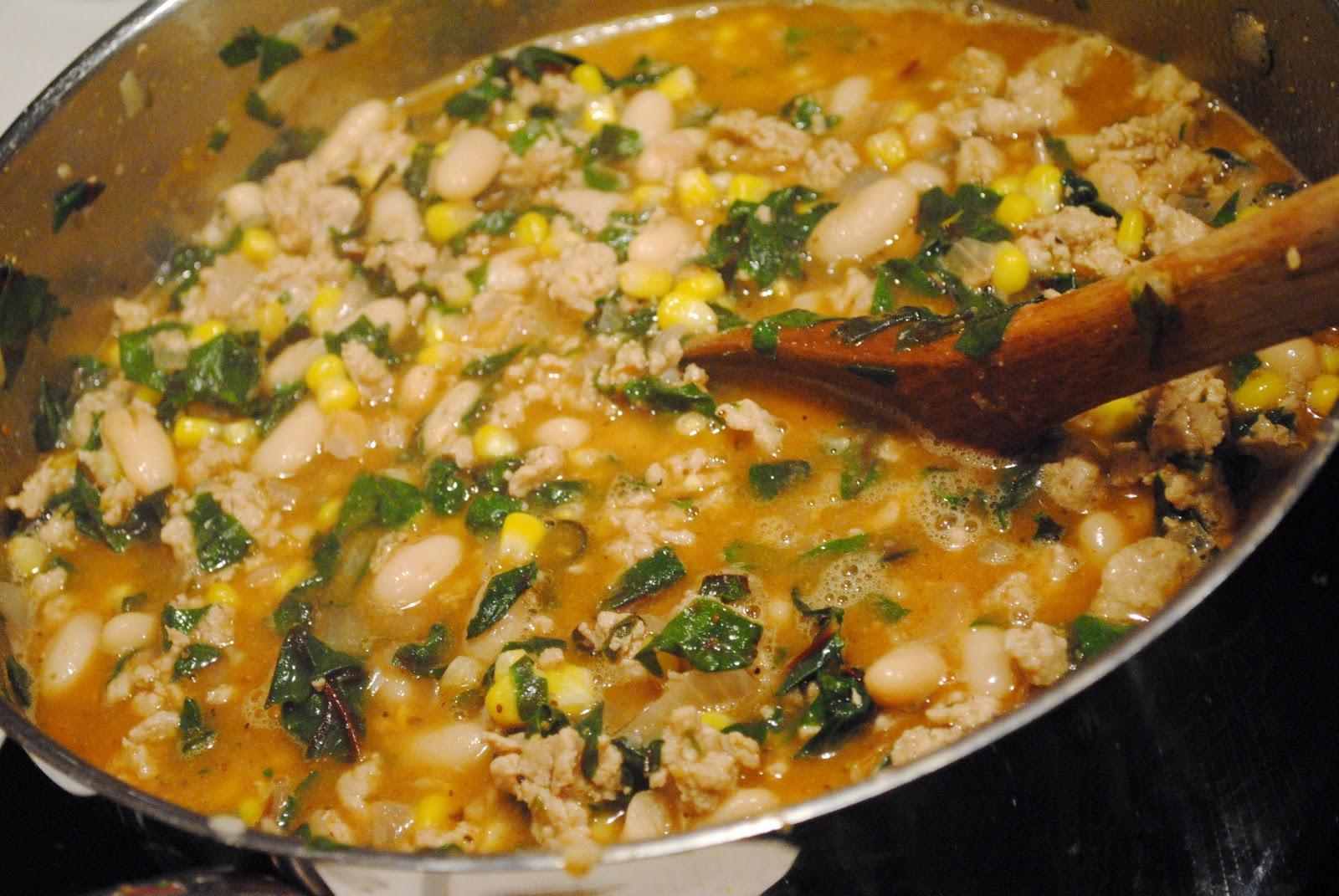 swiss chard fennel and white bean gratin recipes dishmaps swiss chard ...