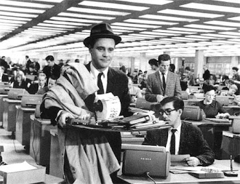 Jack Lemmon as Office Drone