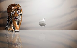 Apple & lion