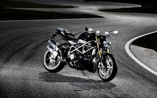Ducati Street Fighters Black