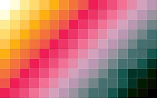 3D Graphics Color Squares