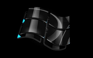 Window Vista Black Edition