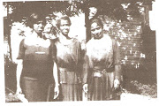 Three Daughters of Robert and Charlotta (Dade) Lankford