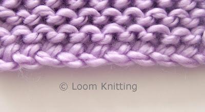 Crochet Cast On : Loom Knitting: Crochet Cast On