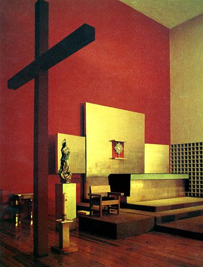 Convento de las capuchinas la capilla de las emociones - Muebles barragan ...