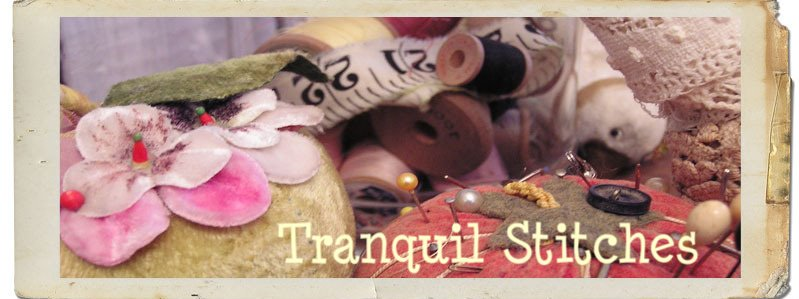 Tranquil Stitches