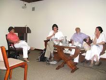 Conversatorio: Oralidad y tradición en la literatura del Caribe Colombiano