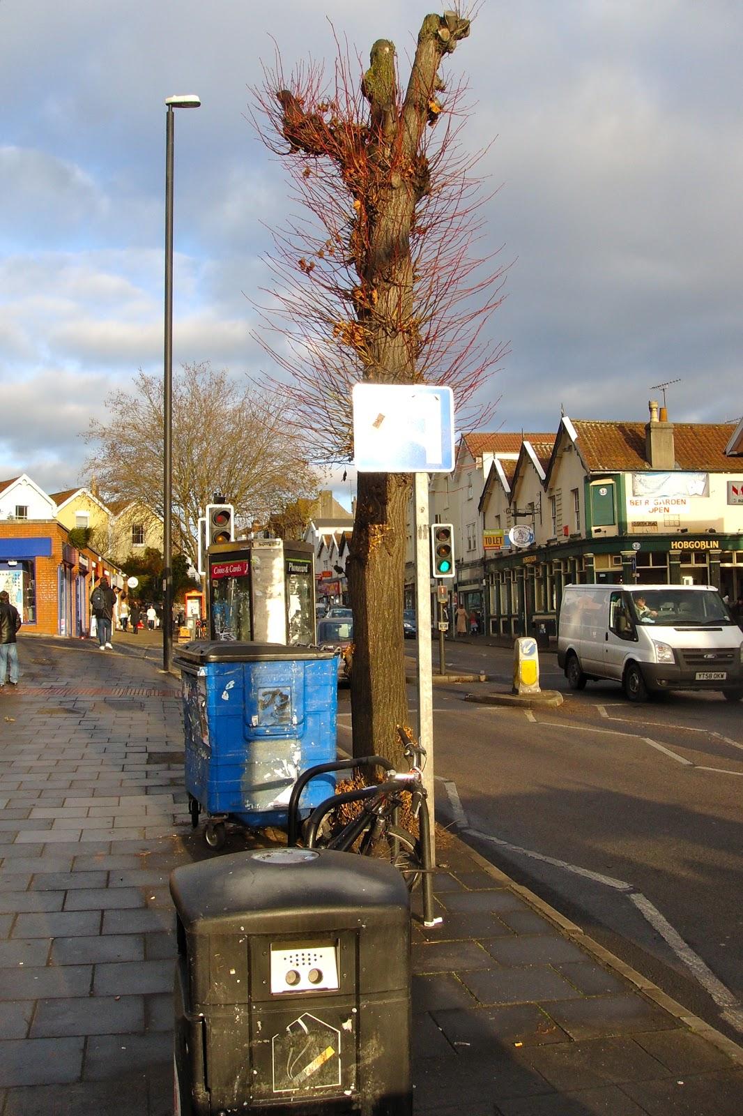 Bristol Traffic: December 2010