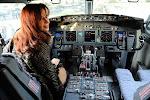 Gracias Cristina por Aerolineas Argentinas...