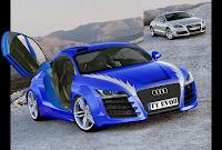 Audi TT RSQ