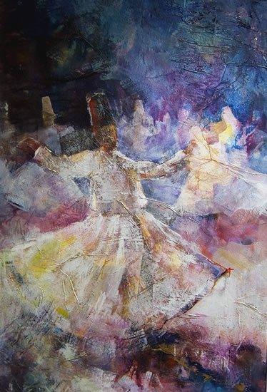 Kisah Bijak Para Sufi: Raksasa dan Sufi
