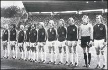 1974 dünya kupası finalinde hollanda yı 2 1 yenen almanya